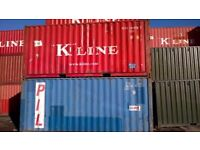 New & Used 20' & 40' SHIPPING CONTAINERS FOR SALE NATIONWIDE (P.O.A.) 07788 752216