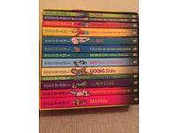 Complete Roald Dahl collection