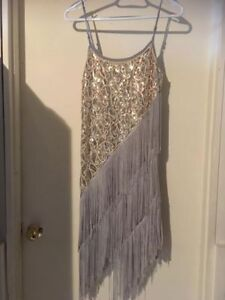 "Selling a gorgeous ""Dancing With The Stars"" style dress"