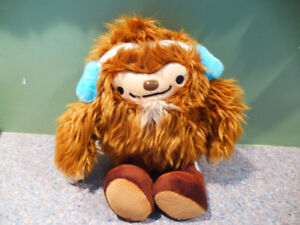 Vancouver Olympic 2010 Stuffie--Quatchi