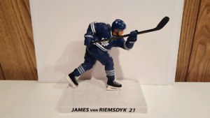 Toronto Maple Leafs limited edition NHL figure. Limited to 2,400