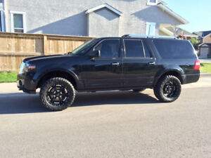 Reduced - 2013 Ford Expedition MAX Limited SUV, Crossover