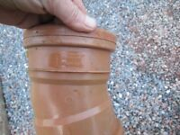 SALE !! Hepworth Osma 110mm single socket drainage 15 degree bend or elbow 4D167