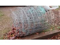 Pig and Sheep wire bundles (x2)