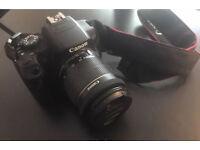 Canon EOS 700D SLR Camera (EF-S 18-55 mm f/3.5-5.6 IS STM Lens, 18 MP, CMOS Sensor 3 inch LCD