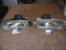 Ford Transit front fog lights mk6
