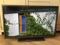 Hitachi 32'' HD LED TV With Built In Freeview