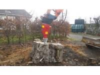 Cone screw splitters diggers firewood