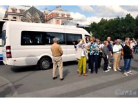 Minibus Hire London With Driver - 8-16 Seaters - Coach Hire London With Driver - Call Now Free Quote