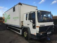 Volvo FL 6-18 18 TON DRAIN REPAIR VEHICLE WITH ONBOARD GENERATOR AND BOILER