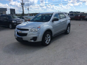 2011 Chevrolet Equinox/ certified/accident free/one owner