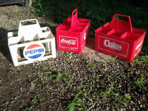 Coke and Pepsi Bottle Carriers