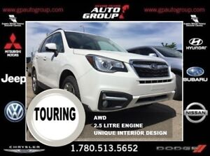 2017 Subaru Forester 2.5i Touring | IIHS Top Safety Pick