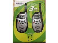 Binatone MR 250 Twin Personal Mobile Radios
