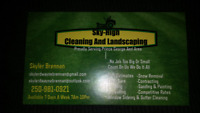 Yard Clean Up General Maintenance And Much More