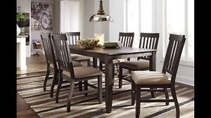 Brand New Dining room groups ranging from $380-$2000