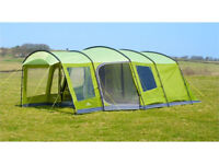 6 BERTH TENT AND CAMPING EQUIPMENT