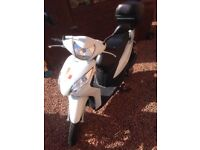 2015 Honda Vision Moped 110cc- only 2071 miles