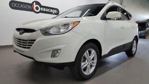 2012 Hyundai Tucson GLS AWD, mags, sièges chauffants, bluetooth