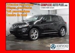 2012 Nissan Murano LE *Cuir/Toit pano/Camera recul
