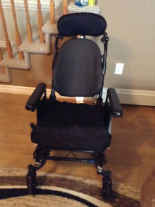 Custom wheelchair used less than a month