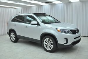 2014 Kia Sorento EX GDi V6 AWD SUV w/ BLUETOOTH, HEATED LEATHER