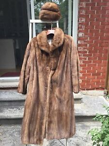 Mink coat $150.00 or best offer