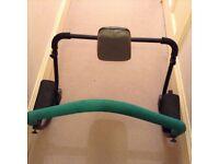 Exercise frame