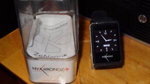 Smart watch MyKronos (fabriqué en Suisse)