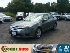 2010 Ford Fusion SEL - Managers Special