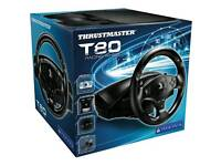 T80 Steering wheel