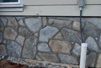 Stay classy with stone construction