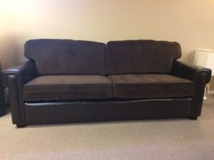 Modern Couch and Love seat