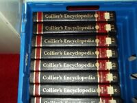 full set of colliers encyclopedias