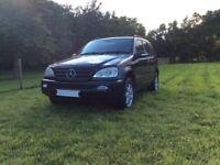 Mercedes ML270 cdi auto
