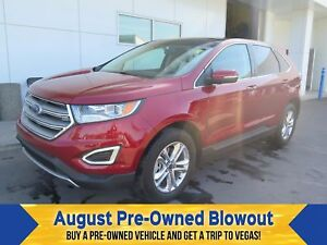 2017 Ford Edge SEL Nav. Moonroof.