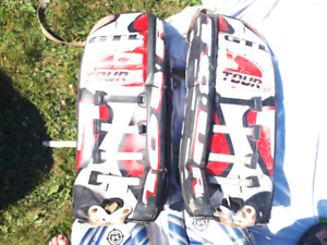 Ice Hockey Goalie Pads 27""