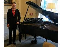 Slovakian Piano teacher/player in Horsham. Easy tuting for all age.