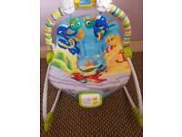 Baby Einstein rocker chair