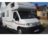 2002 Compass Avantgarde 200 4 Berth Motorhome For Sale