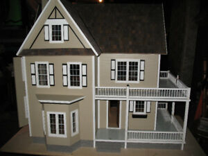 Beautiful Handmade Doll House