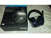 Afterglow headset PS4 Xbox one