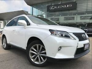 2015 Lexus RX 350 1 Owner Touring Pkg AWD Navi Backup Cam Sunroo