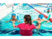 SWIMMING LESSONS, BEGINNERS, IMPROVERS