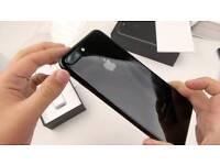 iPhone 7 Plus Jet Black 256GB