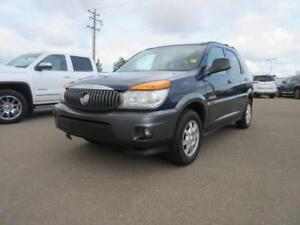 2002 Buick Rendezvous CX. Text 780-205-4934 for more information