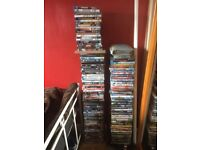 100s of DVD