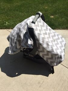 Britax stroller and Infant Car Seat