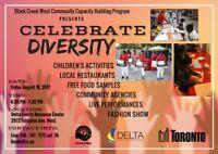 Delta's Celebrate Diversity Community Event 2017