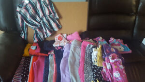 Girls size 24mth/2T clothing